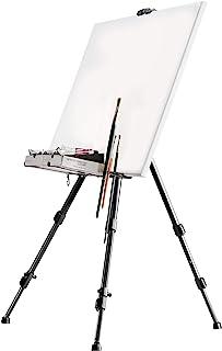 Walimex pro 工作室画架 ( *载重量 : 约6公斤 , 包容文件柜适用于种颜色 , 画笔 , tuchhalterung 和手提袋 , 画布 ) 黑色 黑白色 165cm