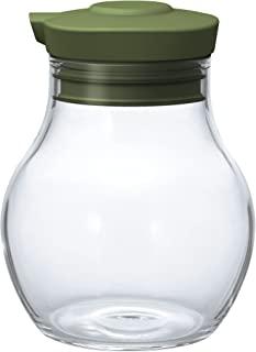 Hario OMPS-120-OG Soy Sauce Bottle, 120 ml, Olive Green