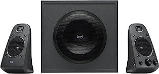 Logitech 音响系统2.1立体声扬声器 THX 黑色 黑色