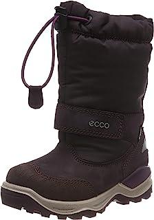 ECCO 爱步 Snow Mountain 女童雪地靴