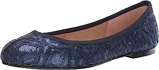 French Sole FS/NY 女士 Olivia 芭蕾平底鞋