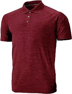 wundou(wundou) 健身 Polo衫 P715 吸汗速干 短袖 插肩袖 4色 11尺寸