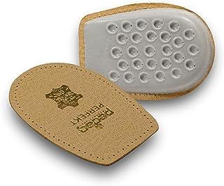 Pedag 13336 完美超柔软、防滑脚跟支撑垫,褐色皮革 Large (W11-13 M8-10 EU 41-43) 2