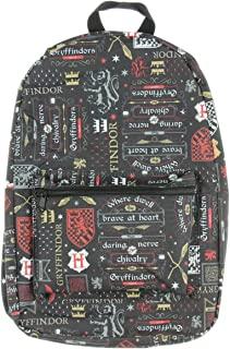 哈利波特格兰芬多 House Crest 图标霍格沃茨背包书包