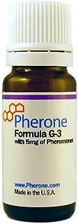 Pherone Formula G-3 男人到吸引男士,纯人类哲学家。