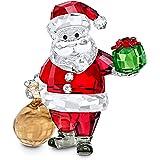 Swarovski 施华洛世奇 圣诞老人,带礼品袋