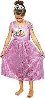迪士尼公主女孩 Fantasy 睡袍睡裙睡衣
