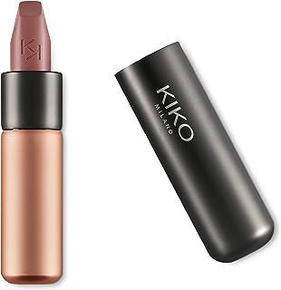 KIKO Milano Velvet Passion Matte 3系丝绒哑光口红, 328 Rosy Brown, 3.5 克