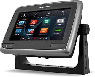 Raymarine a78 Wi-Fi CHIRP DownVision 7-Inch Multi-Function Display/Sonar without Charts