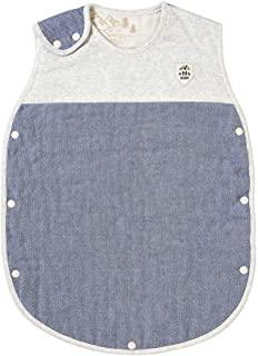 [10mois] 蓬松的纱布(6层纱布)睡衣 纯棉