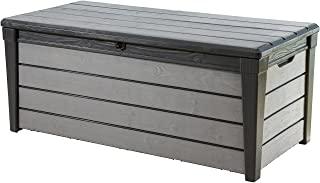 Keter Brushwood 枕盒 145x69.7x60.3 cm 灰色 17202650