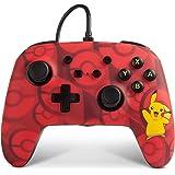 Pokemon 精灵宝可梦增强有线控制器 适用于任天堂 Switch - 皮卡丘(Nintendo Switch)