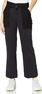 Hurley 女士 W Hermosa 长裤 黑色 均码
