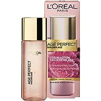 L'Oréal Paris 巴黎欧莱雅 金致臻颜锁龄面部滋养精华 紧致光彩皮肤,适合成熟肤质,含牡丹提取物,125ml