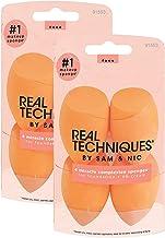 Real Techniques 奇跡膚色*海綿化妝機,8 件套