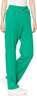 LACOSTE 裤子 [官方] 弹力百褶运动裤 女士 HF5430L