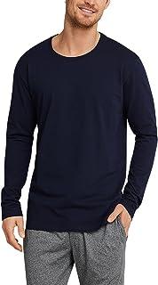 SCHIESSER 男式 & 混合 RELAX 衬衫 langarm146862长袖 pyjama 上衣