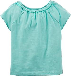 Carter's 男女宝宝毛球 T 恤(婴儿)