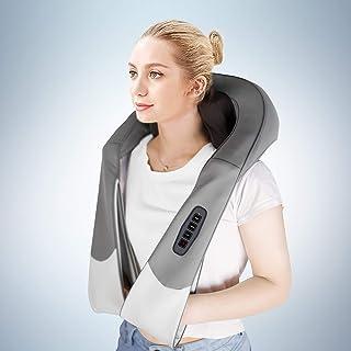 Hi5 10377 Hilmar 颈部按摩器 肩部背部臀部 腰部 指压带 带加热功能 3000 克