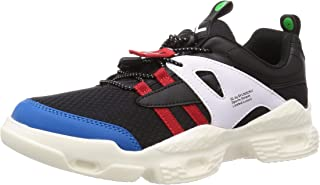 Syunsoku 瞬足 运动鞋 轻便 SL 16~26cm 2E 儿童 男孩 女孩 DSL 0240 多色 21.0 cm 2E