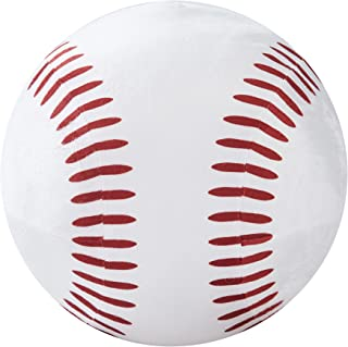 Heritage 儿童棒球枕,白色