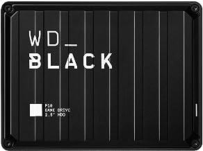 WD_Black P10 2TB硬盘,用于On-The-Go访问您的游戏库 - 可与控制台或电脑配合使用