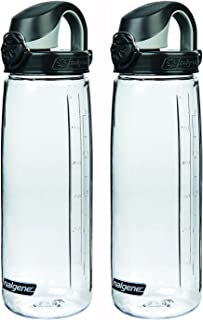 Nalgene 乐基因 户外运动水瓶 OTF运动水杯 650ML 5565(美国原产,Tritan材质,耐受温度-40至100度)