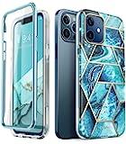 i-Blason Cosmo 系列手机壳,适用于 iPhone 12、iPhone 12 Pro 6.1 英寸(2020…