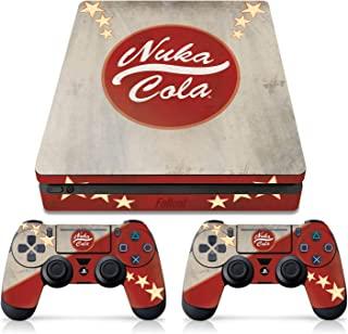 Controller Gear 官方*的 PS4 Slim - 秋季 - Nuka Cola