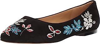 Trotters 女士 Estee 刺绣芭蕾平底鞋