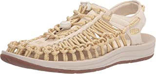 KEEN 女式 Uneek 经典双绳凉鞋