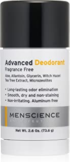 MenScience Androceuticals 高级香体膏,2.6 盎司