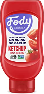 Fody Fody 番茄番茄番茄酱,475克