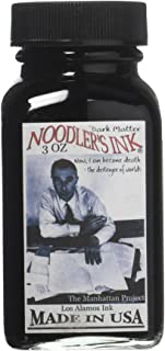 Noodlers 3 盎司深色调