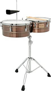Tycoon Percussion TTI 1314ACR Timbales-Acryl
