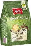 Melitta 全咖啡豆,100% 有机和阿拉比卡,柔软平衡的身体,力量 3,Bellacrema 有机,1 包(1 x…