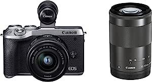 Canon 佳能 无反相机 EOSM6 mark2