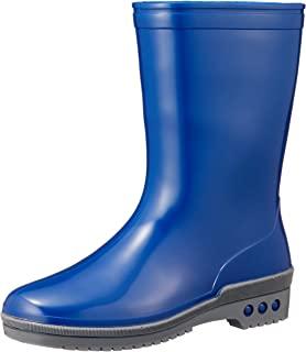 [ASAHI] 雨靴 青少年 R305 藏青色 21.0 cm 2E