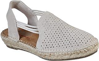 Skechers 斯凯奇 女式 BOBS Catalina – 沙星帆布鞋
