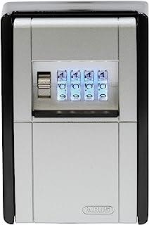 ABUS 钥匙盒 黑色 787 LED KeyGarage BIG 83856