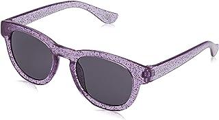 Skechers 斯凯奇男孩 SE9001 太阳镜,紫色(淡紫色/其他/烟灰色),43