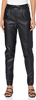 ONLY 女士 Onlpoptrash 人造皮裤 PNT Tall 长裤