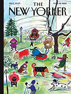 New York Puzzle Company - New Yorker Canine Couture - 1000 块装儿童*拼图