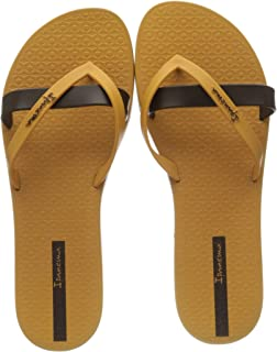 Ipanema 女士 KIREI FEM 拖鞋,黑色/金色
