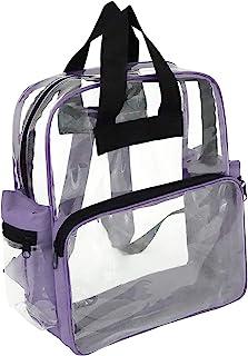 ProEquip 旅行包透明中性透明校园*背包