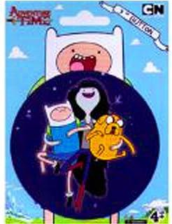 Adventure Time Marceline 杰克和芬恩 3 英寸纽扣