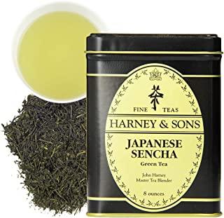 Harney & Sons 日本煎茶绿茶,散装 8盎司