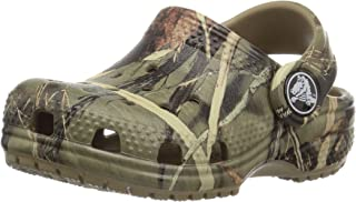 Crocs 卡骆驰儿童经典Realtree 洞洞鞋