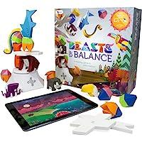 Beast of Balance - 数字桌面混合家庭堆叠游戏适合 7 岁以上儿童