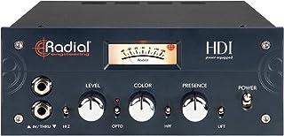 径向 HDI Studio 级 1 通道主动乐器直接盒